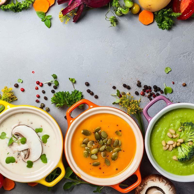 Alimentação saudável: Adeque a sua rotina às estações do ano!