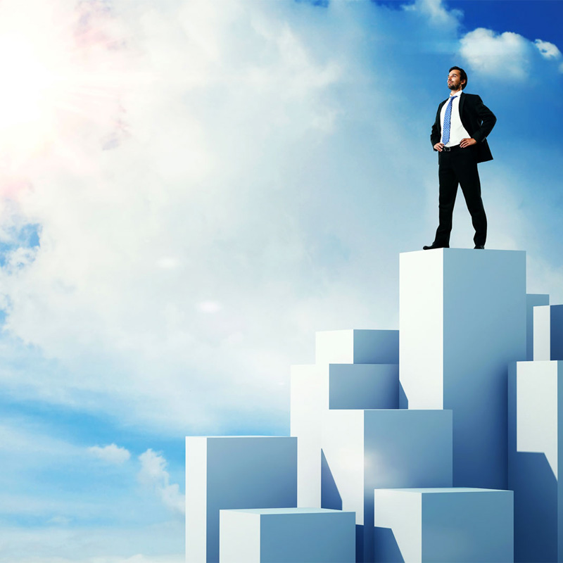 Líder de Sucesso: Os 5 Melhores Investimentos para si!