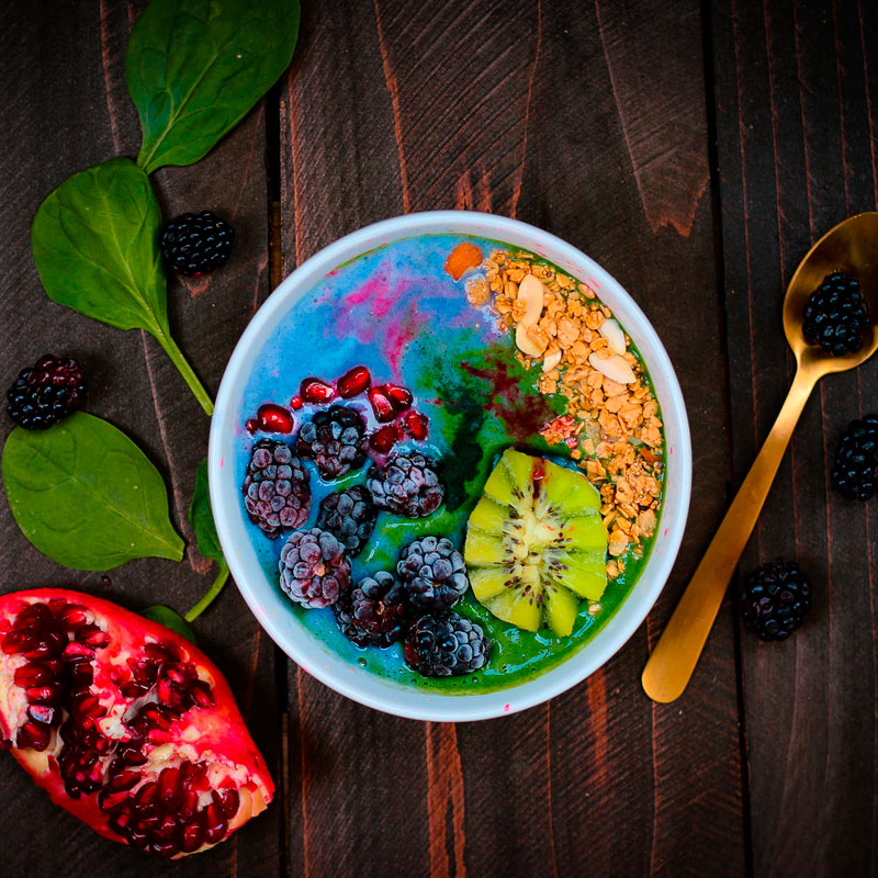 Alimentação saudável: Coma bem e mantenha-se jovem!