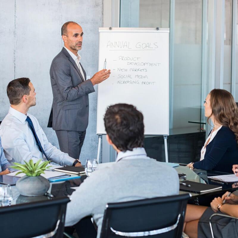 Empresas: As perguntas certas para desenvolver o seu negócio!