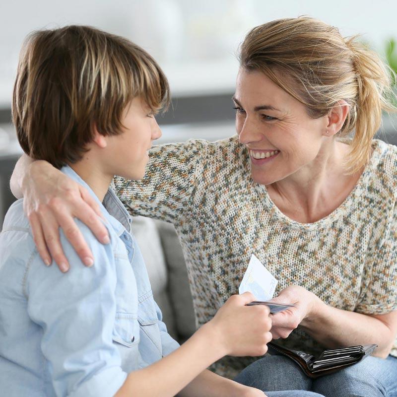 Educação de um filho: Como ensiná-lo a tomar boas decisões