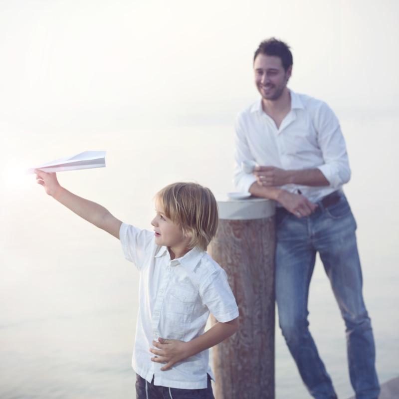 Filhos: Não se deixe atormentar pelas dúvidas na hora de educar