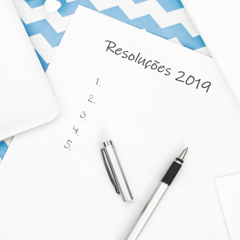 Resoluções de ano novo: Aprende a planeá-las e a cumpri-las!