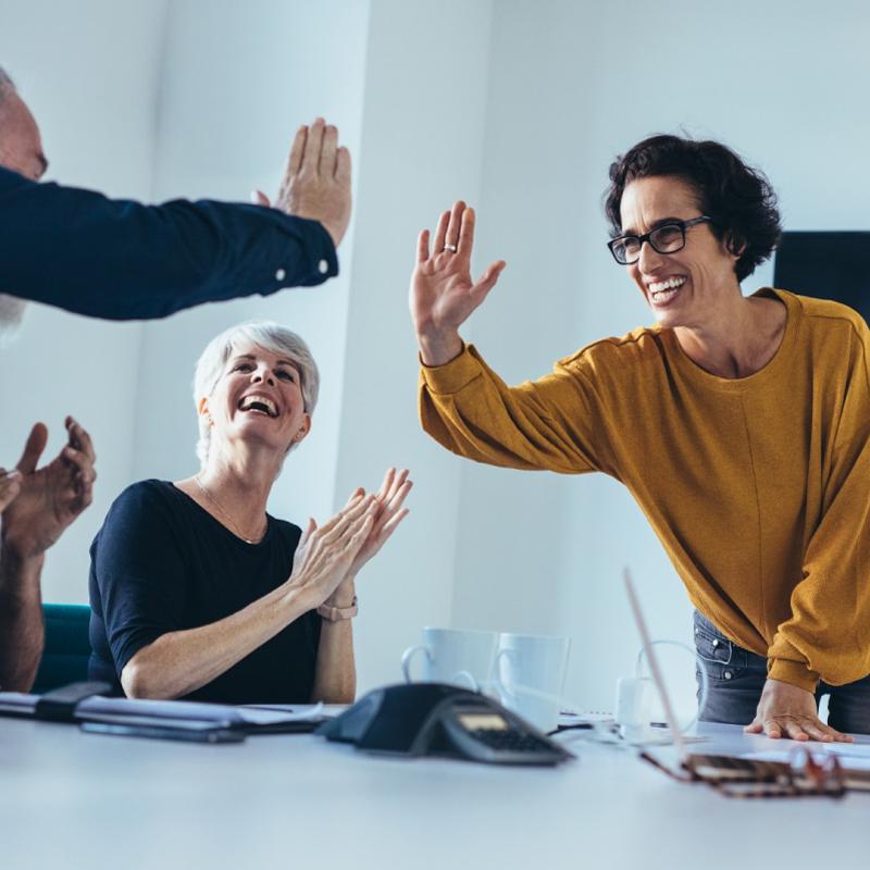Dicas para aumentar a produtividade e motivação no trabalho