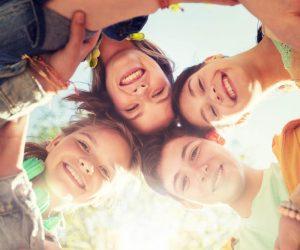 5 Dicas para motivar o seu filho a fazer novas amizades