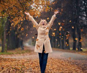 5 Conselhos para ser feliz e saudável no outono!