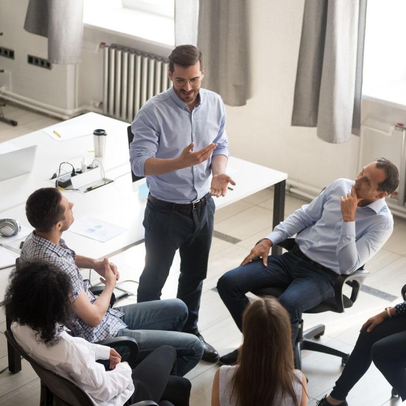 Liderança e gestão de equipas: 7 Conselhos para ter sucesso